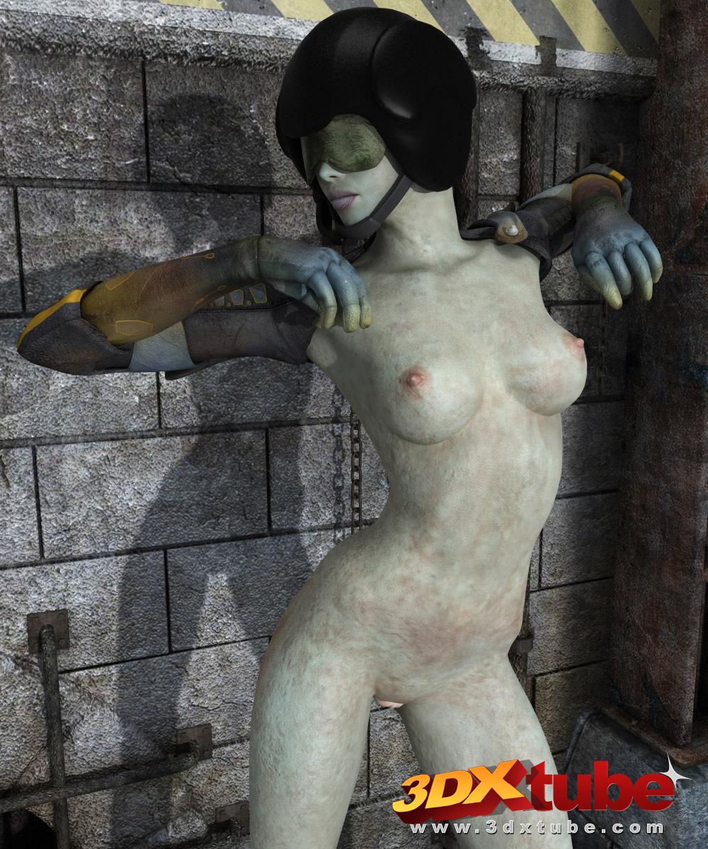 3d scifi porn naked clip