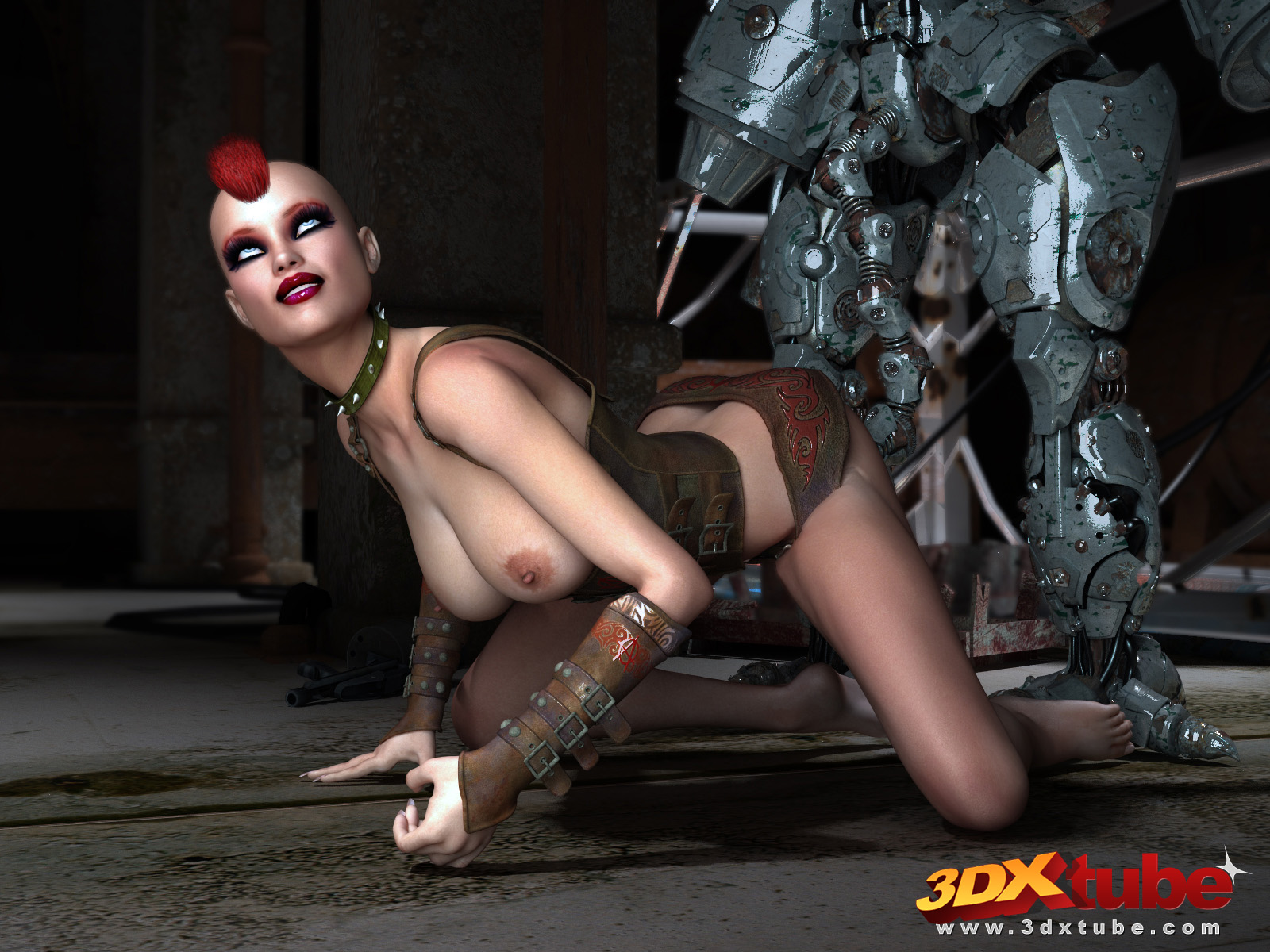 3d naked chick fucked by a robot nude scenes