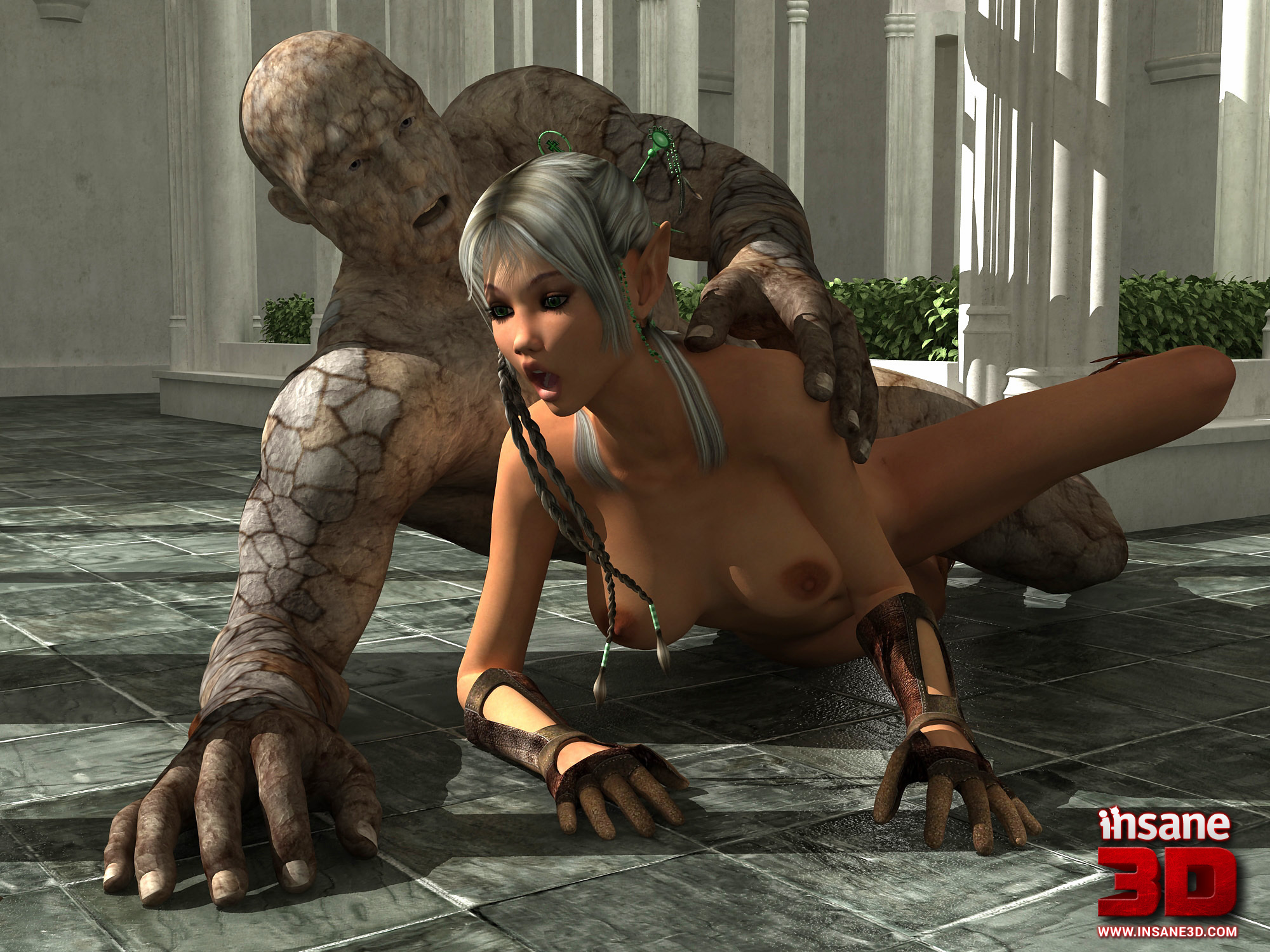 Monster sex story 3d free nackt girls