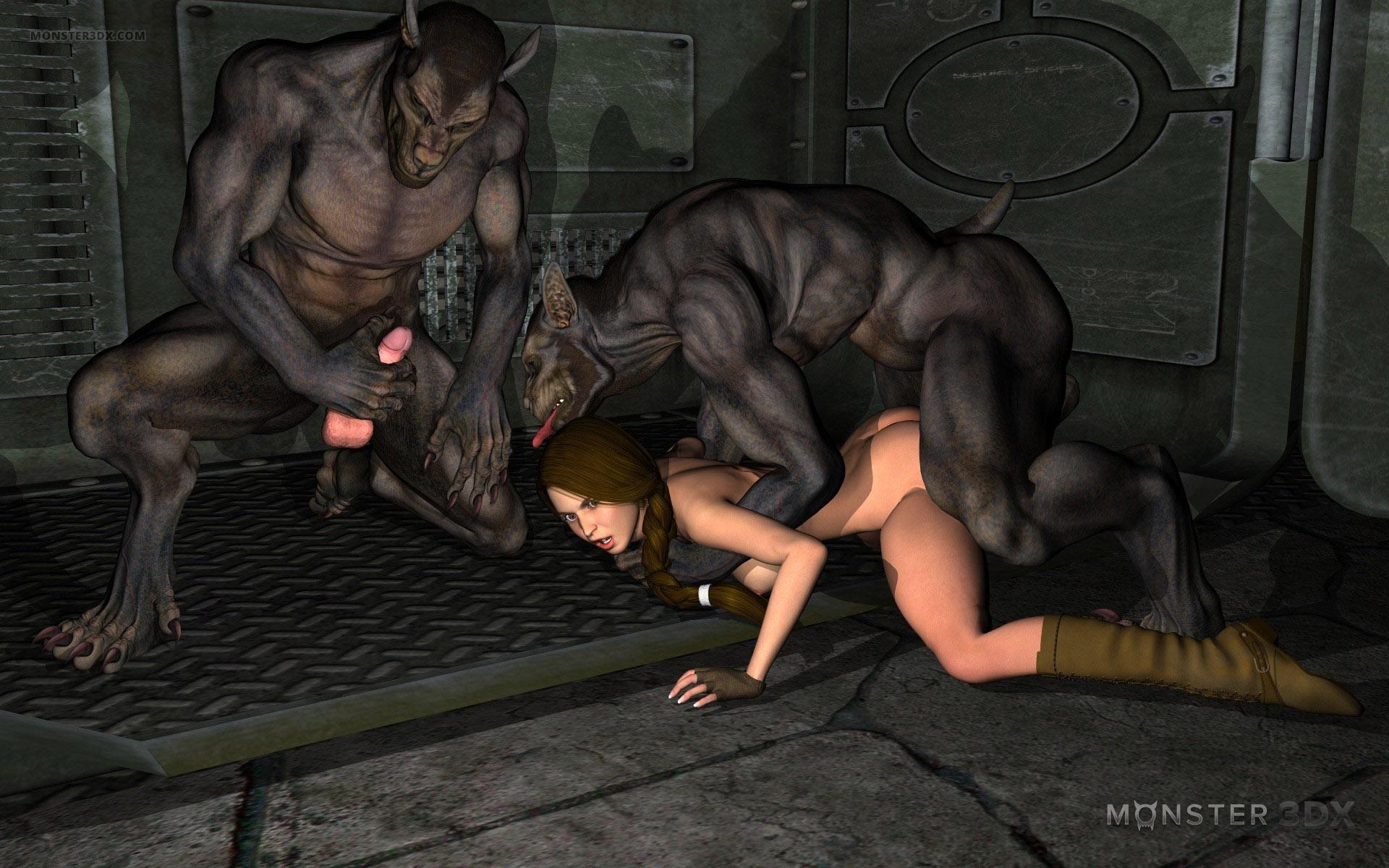 Wolfmen Porn