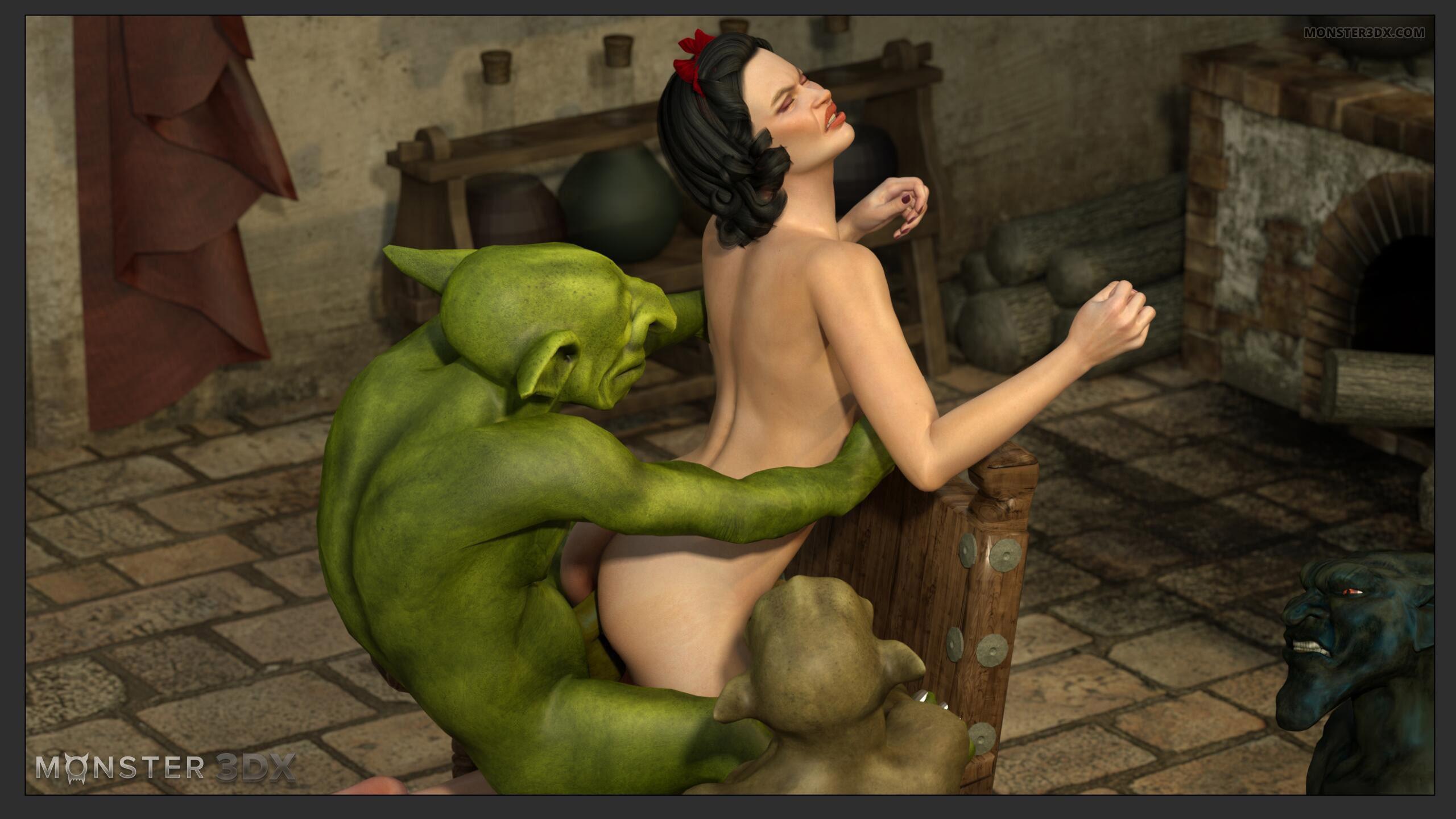 Порно версия гоблин
