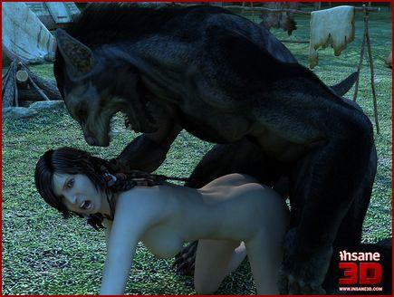 эротические рассказы секс оборотней