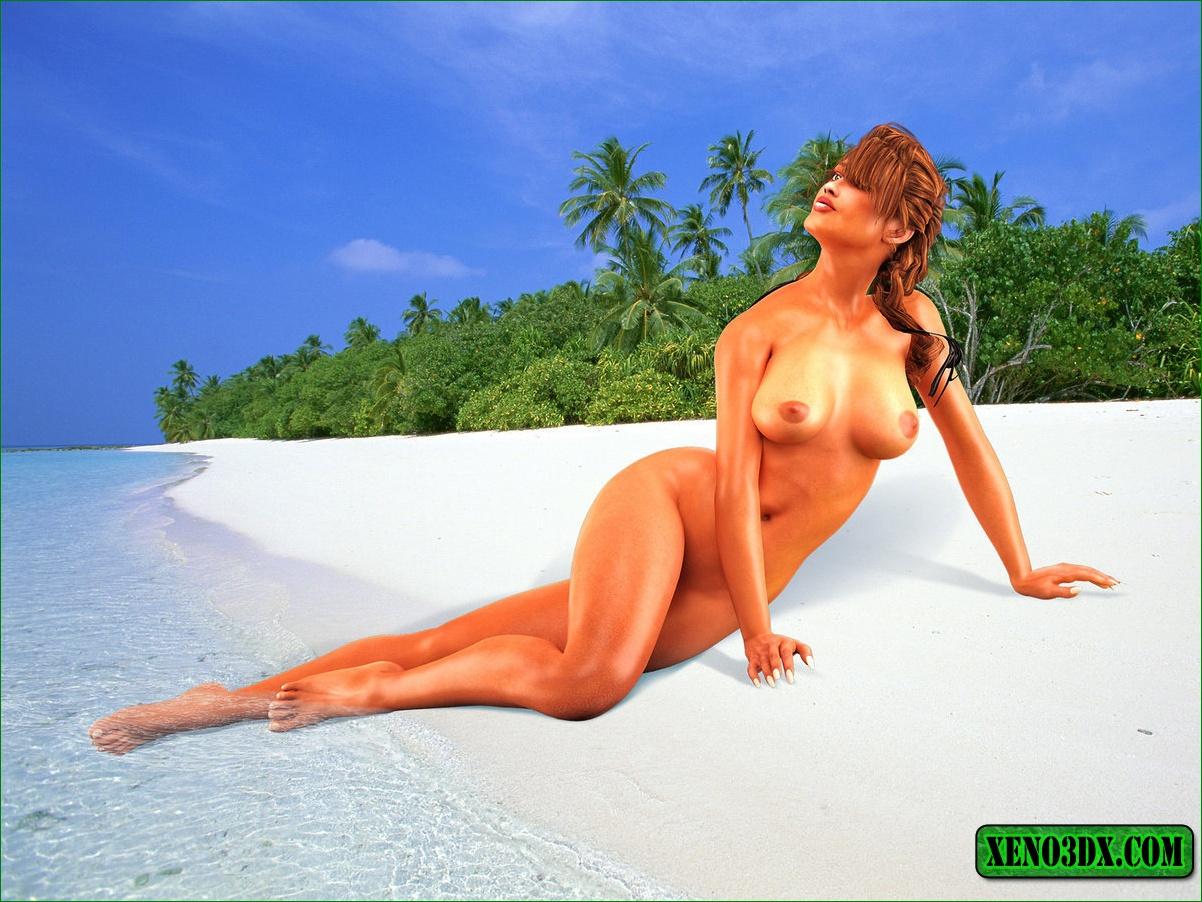 3d nude sea mermaids monster fucking toons