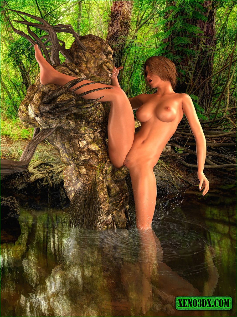 Swamp monster 3d porn pictures porn clips