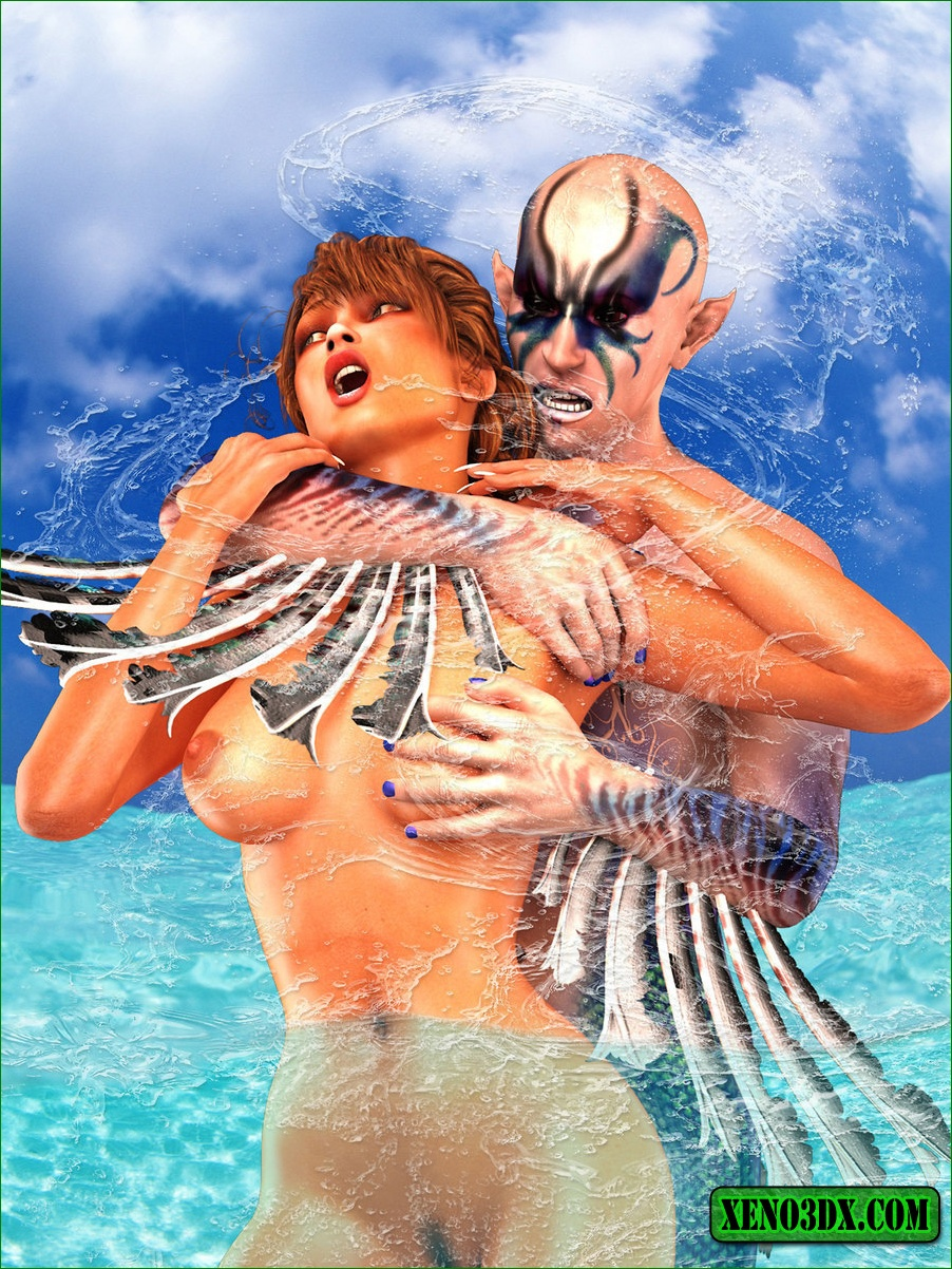 Real girl fucks real sea creatures fucking movie